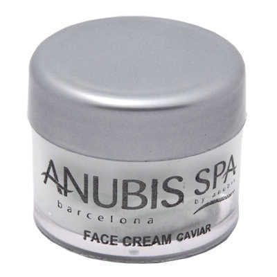 POT 12ML CREMA FACIAL CAVIAR ANUBIS SPA