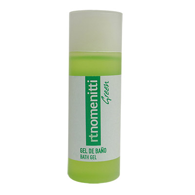 BOTELLA 30ML NG2 GEL TE VERDE NOMENITTI GREEN